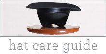 hat care guide