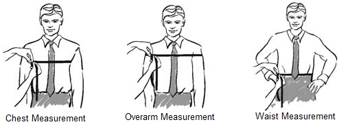 Determining Your Suit Size